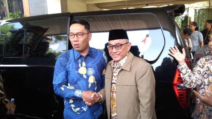 Bukan Putar Lagu di Lampur Merah, Begini Jurus Antistres Ala Ridwan Kamil untuk Kota Depok