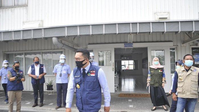 Gubernur Jawa Barat Ridwan Kamil Perintahkan Semua Karyawan Pabrik di Cikarang Wajib Isi Buku Harian