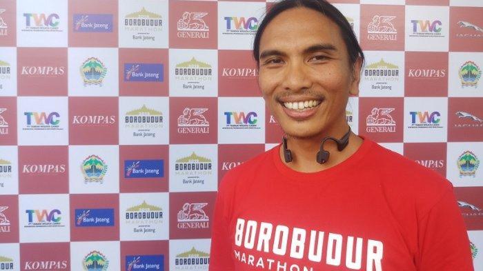 Eksotisme Candi Borobudur dan Keindahan Alamnya Jadi Daya Tarik Pelari Negara Asing Ikut Serta