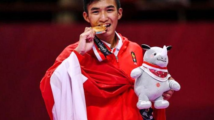 Prajurit TNI Peraih Medali Asian Games 2018 Bakal Naik Pangkat