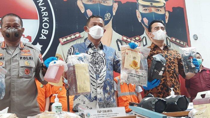 Narapidana di Jawa Barat Diduga Kendalikan 2 Pabrik Narkoba
