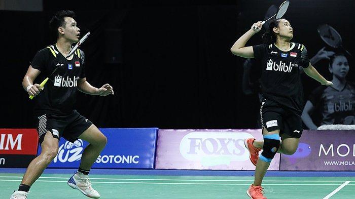 Tiga Ganda Campuran Bulu Tangkis Indonesia bakal Berjuang pada Laga Perdana Turnamen Swiss Open 2021