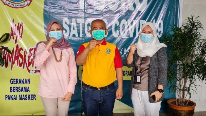 Silaturahmi dengan Rahmat Effendi, PLN UP3 Bekasi Sosialisasikan Program Kelistrikan Bulan Ramadan