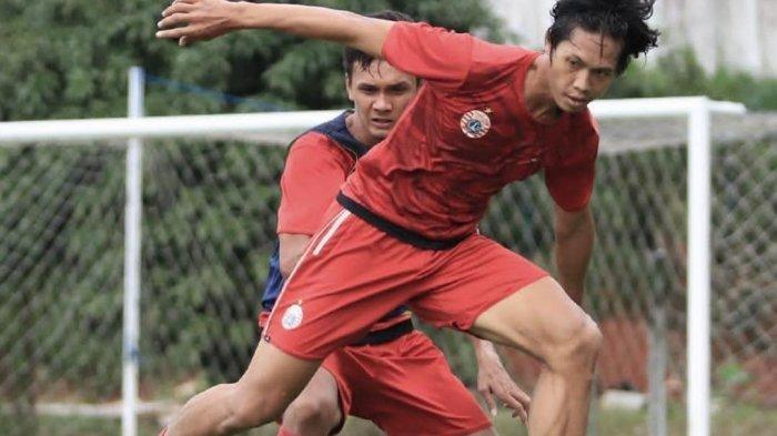Rishadi Fauzi Berpeluang Tampil pada Laga Terakhir Persija Jakarta di AFC Cup 2019