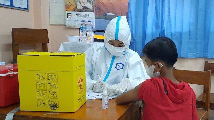 Vaksin Covid  Pada Anak Usia 12-17 Tahun Tidak Punya Efek Dibanding Orang Dewasa