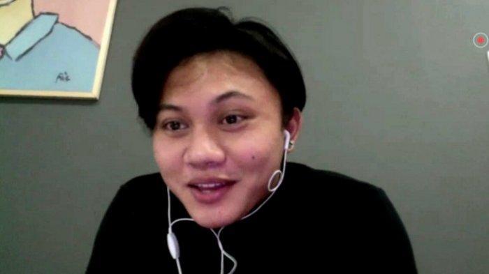 Rizky Febian menjadi juri dalam ajang pencarian bakat 'Pop Academy Indosiar'.