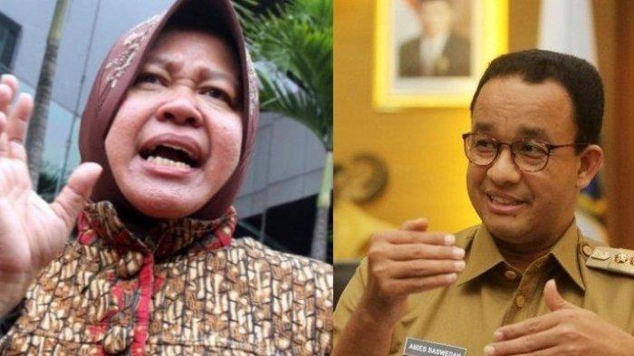Pemkot Surabaya Sesalkan Kicauan Tim Anies yang Dianggap Sudutkan Risma