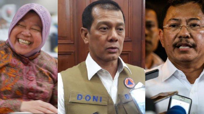 Pujian Kini Diberikan untuk Risma Justru Setelah Terungkap Penyebab Tingginya Covid-19 di Surabaya