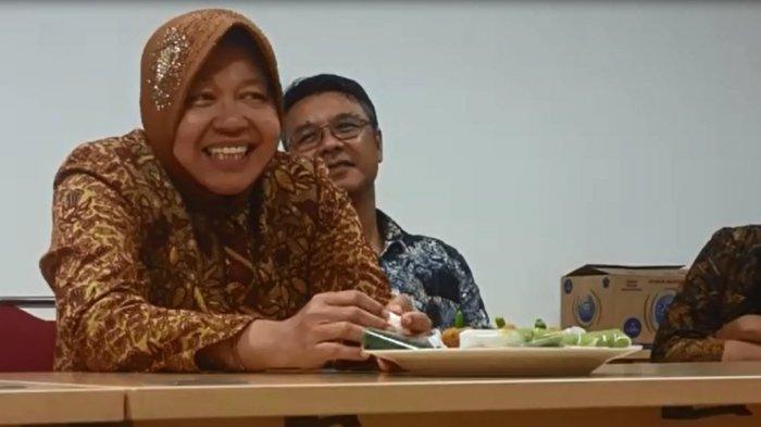 Soal Video Pramuka Teriak Ganti Presiden, Wali Kota Surabaya Risma Bilang Begini