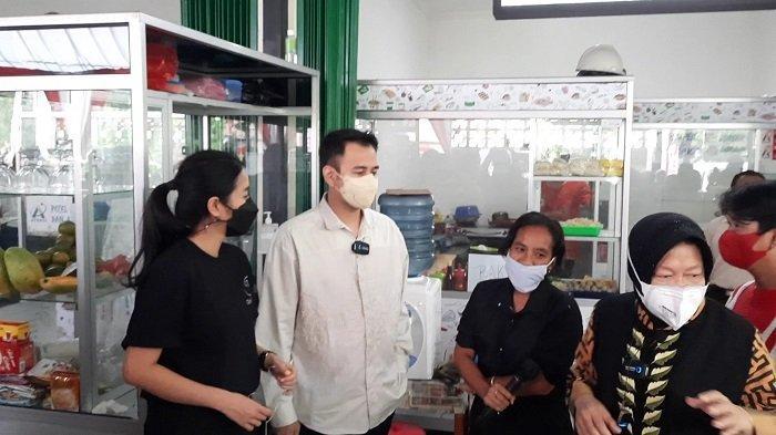 VIDEO : Risma Ajak Raffi Ahmad dan Chef Renatta Beri Motivasi Tunawisma
