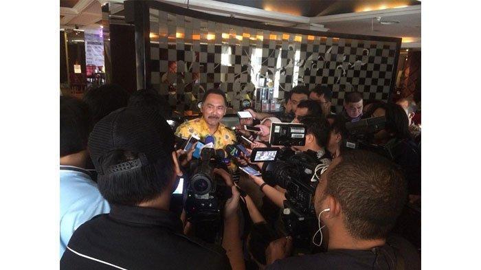 Rizal M: Partai Golkar Solid  Dukung Pemerintah Jokowi - KH Ma'ruf Amin