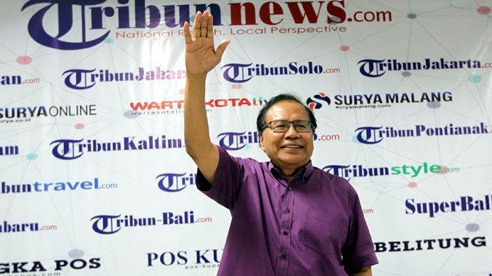 Rizal Ramli Nilai Janji Jokowi Tentang Kedaulatan Pangan Makin Jauh dari Jangkauan