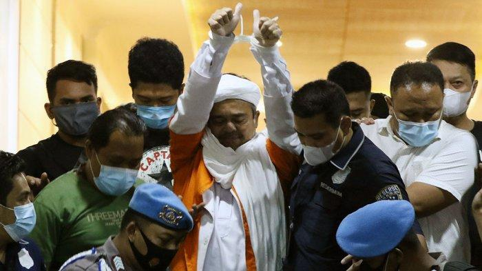 JPU Sebut Julukan Imam Besar Isapan Jempol, Kuasa Hukum MRS: Itu Klaim Jutaan Rakyat Waktu Aksi 212