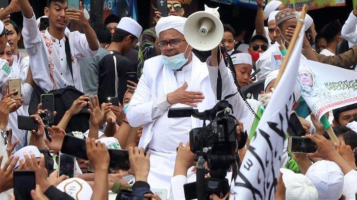 Bicara Kasus Hukum, Rizieq Shihab Sebut Nama Denny Siregar, Ade Armando, dan Abu Janda