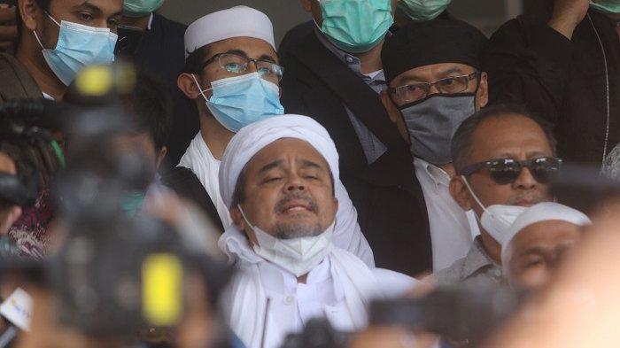 Jatuhkan Vonis Lebih Rendah dari Tuntutan, Hakim Bilang llmu Agama Rizieq Shihab Masih Dibutuhkan