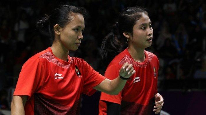 Hasil Perempat Final Kejuaraan Bulu Tangkis Asia 2019: Indonesia Loloskan 2 Wakil