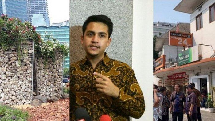 Kawasan Cikini Bersih dari Kabel, Artis FTV Bandingkan dengan Instalasi Gabion Bundaran HI