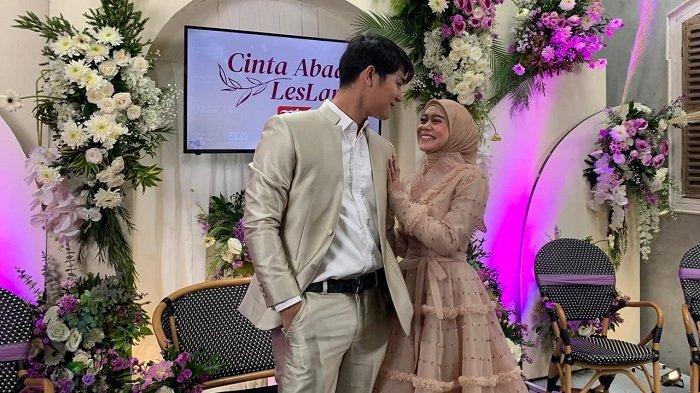 Rangkaian Resepsi Pernikahan Rizky Billar dan Lesti Kejora Bakal Tayang di Televisi