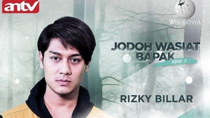 Rizky Billar bermain bersama Harris Vriza dan Ady Sky di sinetron Jodoh Wasiat Bapak Babak 2 yang siap tayang di ANTV.