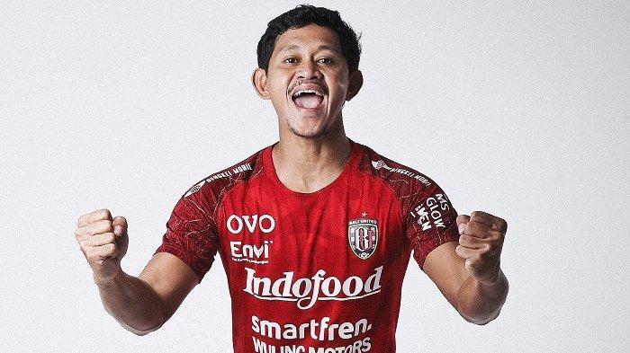 Gabung Bali United, Rizky Pellu Siap Beri Gelar kepada Serdadu Tridatu di Tiga Kompetisi Musim Ini