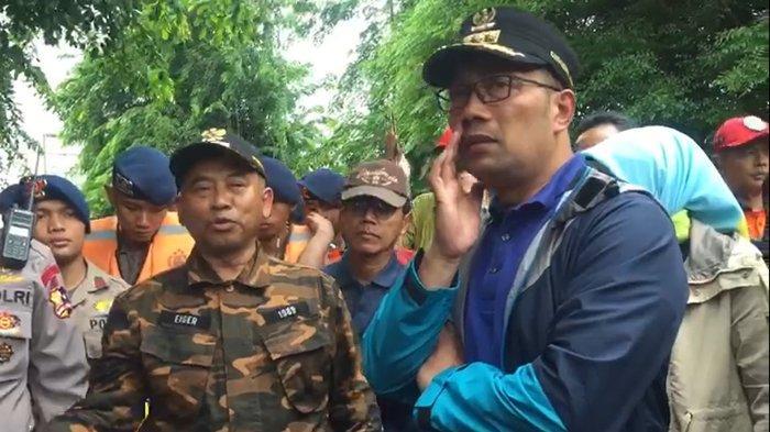 Tinjau Posko Banjir di Bekasi, Gubernur Jabar: Saya Ingin Pastikan Bantuan Lancar