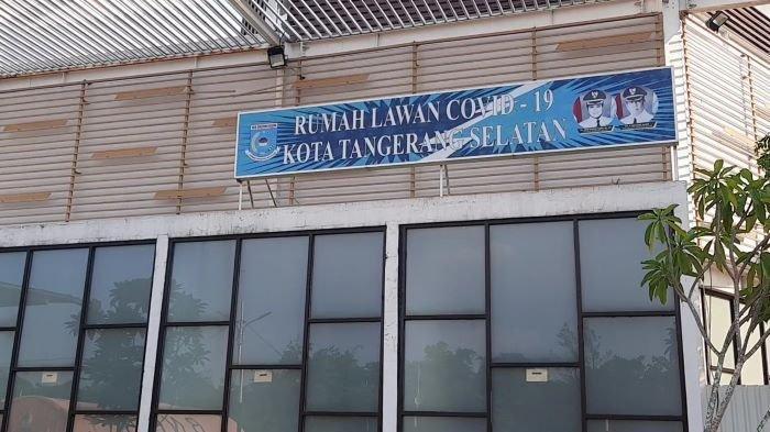 Gedung RLC Kota Tangsel yang berada di kawasan Tandon Ciater, Serpong, Kota Tangsel