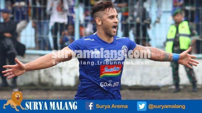 Arema FC Akan Tentukan Nasib Robert Gladiator Usai Final Piala Presiden 2019