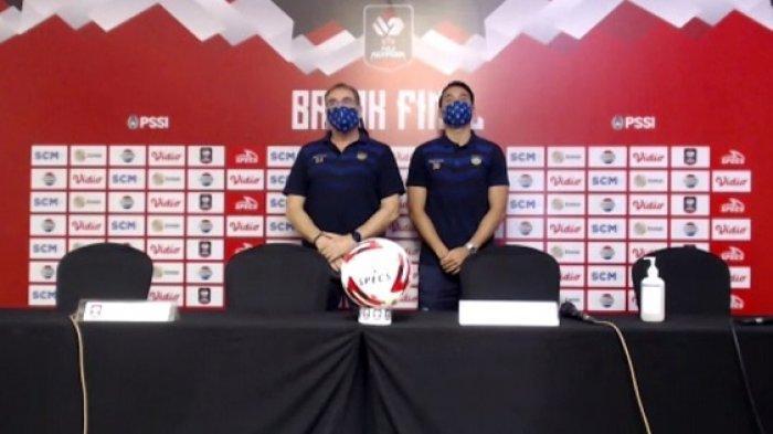 Lawan Persija di Final Piala Menpora 2021, Wander Luiz dan Ezra Walian Jadi Penggedor Persib Bandung