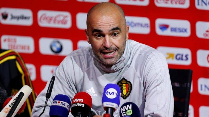 Belgia Vs Italia di Perempatfinal Piala Eropa 2020, Roberto Martinez Prediksi Azzurri Akan Menyerang