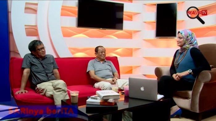 Rocky Gerung Kini Merasa Dikeroyok Cebong dan Kampret Pascapernyataan Oposisi dengan Prabowo