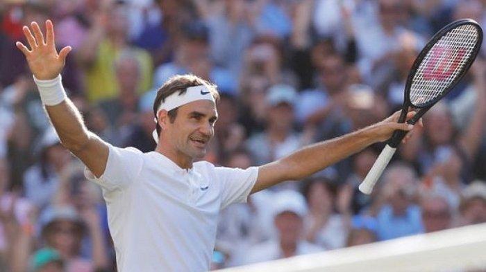 Roger Federer Siap Hadapi Tantangan Petenis Non Unggulan