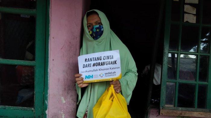 Rantang Cinta Untuk Warga Isoman yang Kurang Mampu di Kota Depok, Gratis!