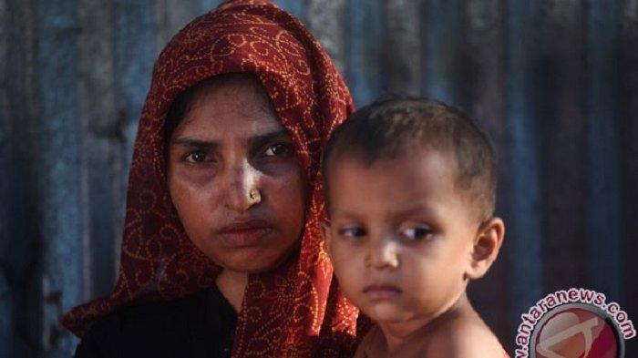 Su Kyi Berniat Ajak Pulang Rohingya, Pengungsi Tak Percaya Rezim Militer