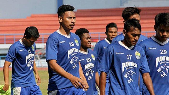 Pemain Papua Ini Ikut Seleksi di Persib Bandung