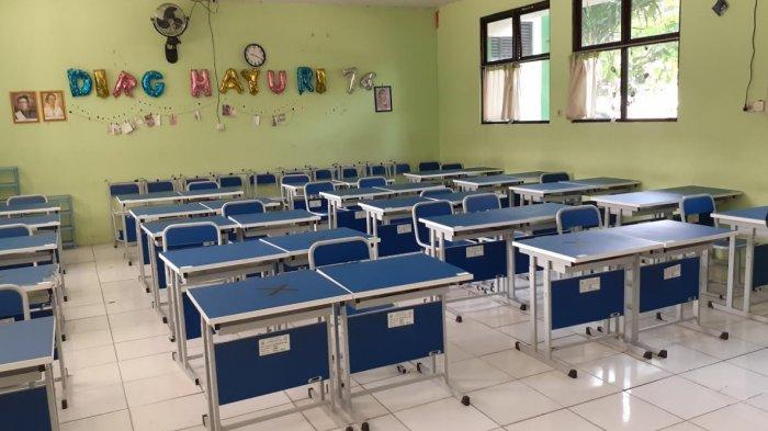 4 Sekolah Role Model di Kota Bekasi Belum Belajar Tatap Muka, Padahal Sudah Sepekan, Kenapa?
