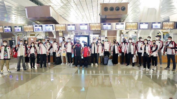 Tim Bulu Tangkis Indonesia Jalani Karantina Mandiri Selama 4 Hari Setelah Tiba di Jepang