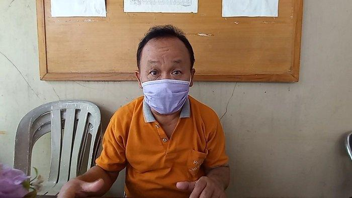 Romdhan (60) Ketua RT 007/06,Kalideres,Jakarta Barat