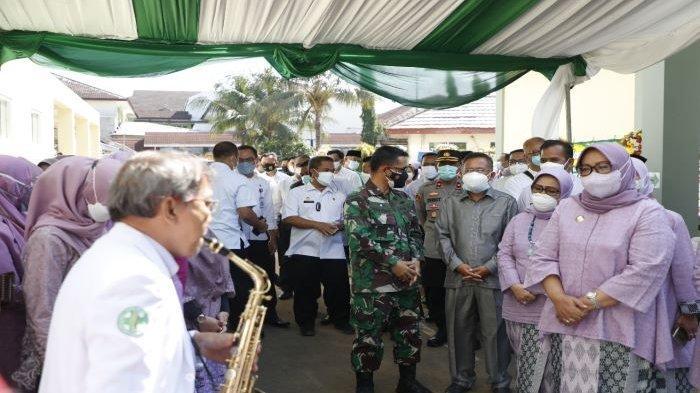 RSUD Leuwiliang Tambah Gedung Rawat Inap, Ini Harapan Wakil Ketua DPRD Kabupaten Bogor Muhamad Romli