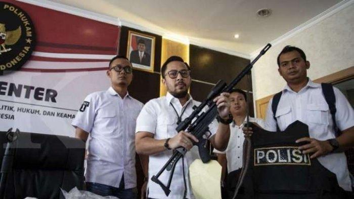 7 Fakta Perempuan Inisial AF yang Dituduh Suplai Senjata pada Aksi 22 Mei, Istri Purnawirawan Mayjen