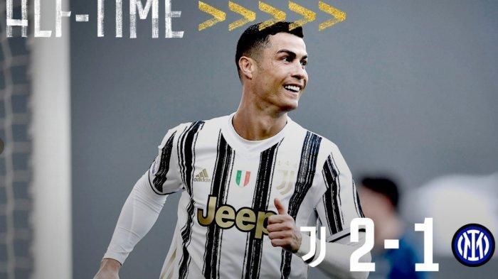 Andrea Pirlo Klaim, Pertama Kalinya Ronaldo Senang Diganti Saat Juventus Kalahkan Inter Milan 3-2