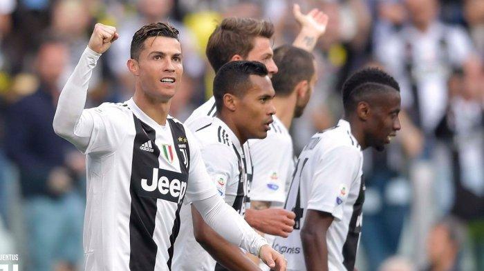 Matthijs de Ligt Bikin Gol Bunuh Diri, Beruntung Ada Ronaldo, Juve Menang Adu Penalti Lawan Inter