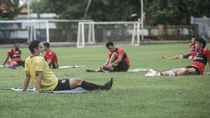 Asisten pelatih fisik Bali United FC Rizal Azani pindah ke Persis Solo mendampingi Eko Purdjianto yang menjadi pelatih kepala tim milik Kaesang Pangarep