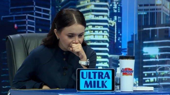 Rossa saat menjadi juri Indonesian Idol Special Season, Senin (30/11/2020).