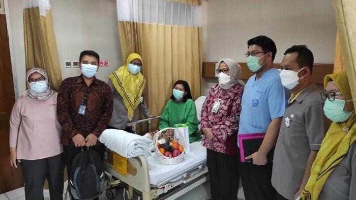 Alami Patah Tulang Kaki Akibat Kecelakaan Lalulintas, Yanti Dapat Manfaat Program RTW BPJamsostek