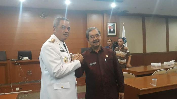 Dua Tahun Jadi Wakil Wali Kota, Bayu Meghantara Dilantik Jadi Wali Kota Jakarta Pusat