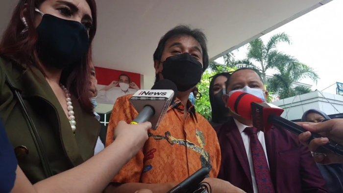 Sempat Saling Lapor, Roy Suryo dan Lucky Alamsyah Damai