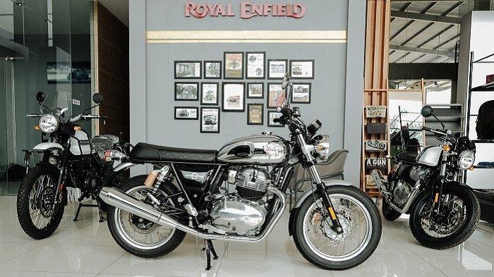 Royal Enfield Store Cibubur di Jl. Alternatif Cibubur, Jatisampurna No. 22, Bekasi.