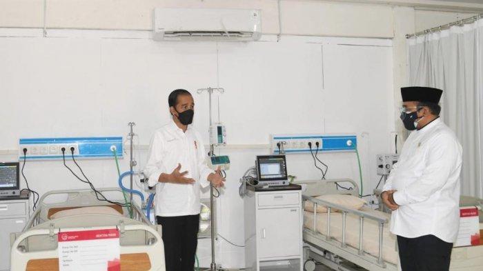 VIDEO : Rumah Sakit Asrama Haji untuk Penanganan Covid-19 Diresmikan