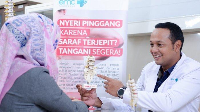 Teknik Minimal Invasif TLIF, Alternatif Aman Atasi Nyeri Punggung Karena Tulang Keropos