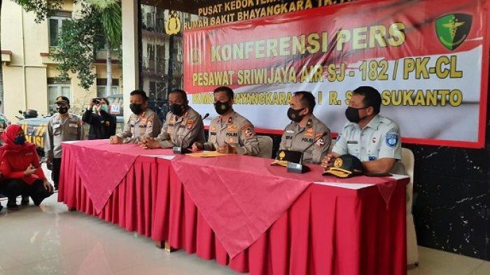7 Kantong Jenazah Diterima RS Polri Kramat Jati, Identifikasi Korban Dimulai Besok